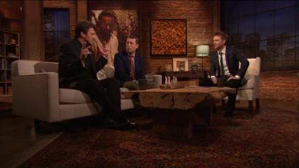 Scott Gimple and Nathan Fillion on Patrick: Episode 401: Talking Dead