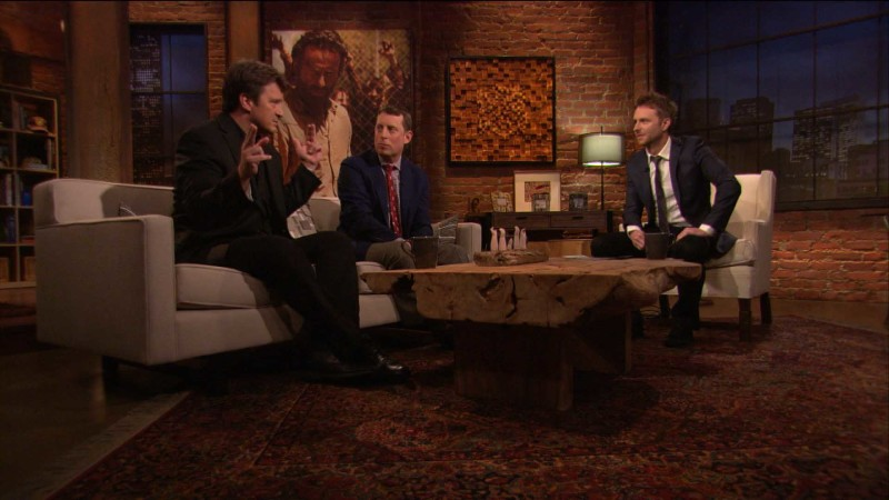 Scott Gimple and Nathan Fillion on Patrick: Episode 401: Talking Dead