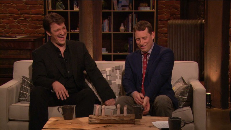 Highlights: Episode 401: Talking Dead: Nathan Fillion and Scott Gimple on Survival
