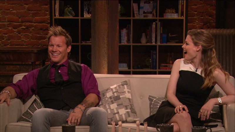 Highlights: Episode 404: Talking Dead: Chris Jericho and Gillian Jacobs on Lizzie's Transformation