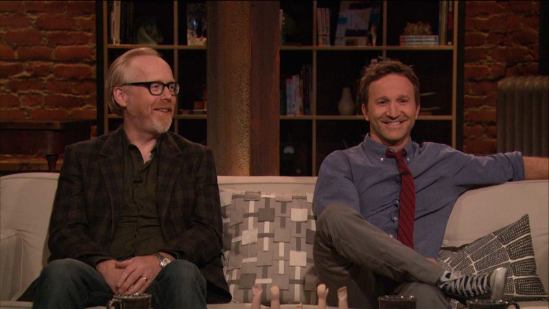 Highlights: Episode 405: Talking Dead: Adam Savage and Breckin Meyer on the Governor