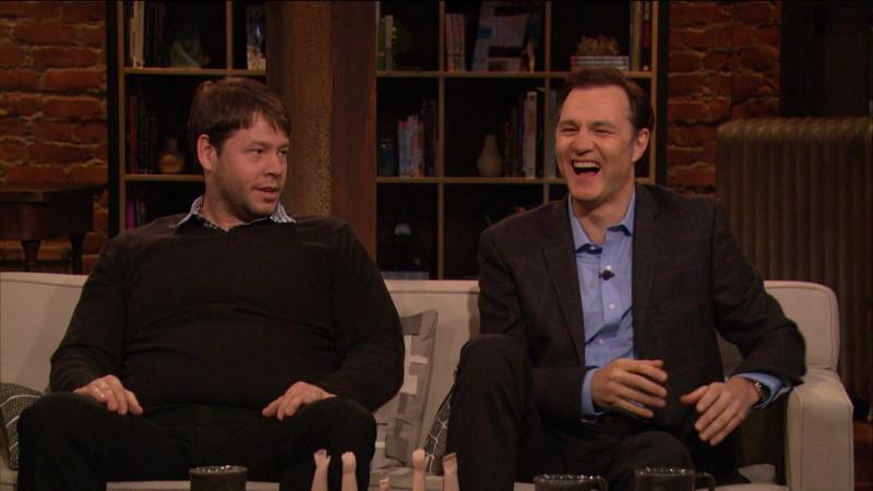 Highlights: Episode 406: Talking Dead: David Morrissey and Ike Barinholtz on Carol