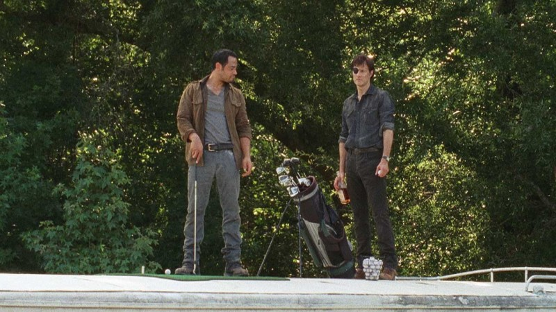 (SPOILERS) Talked About Scene: Episode 407: The Walking Dead: Dead Weight