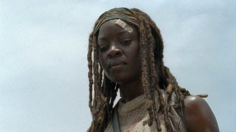 (SPOILERS) Talked About Scene: Episode 408: The Walking Dead: Too Far Gone