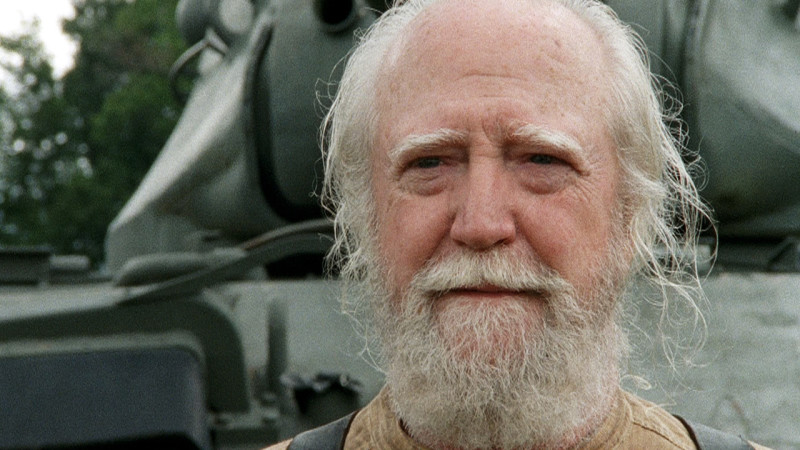 (SPOILERS) Hershel Greene: The Walking Dead