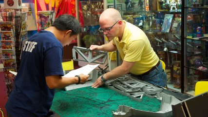 Talked About Scene: Episode 304: Comic Book Men: USS Ming