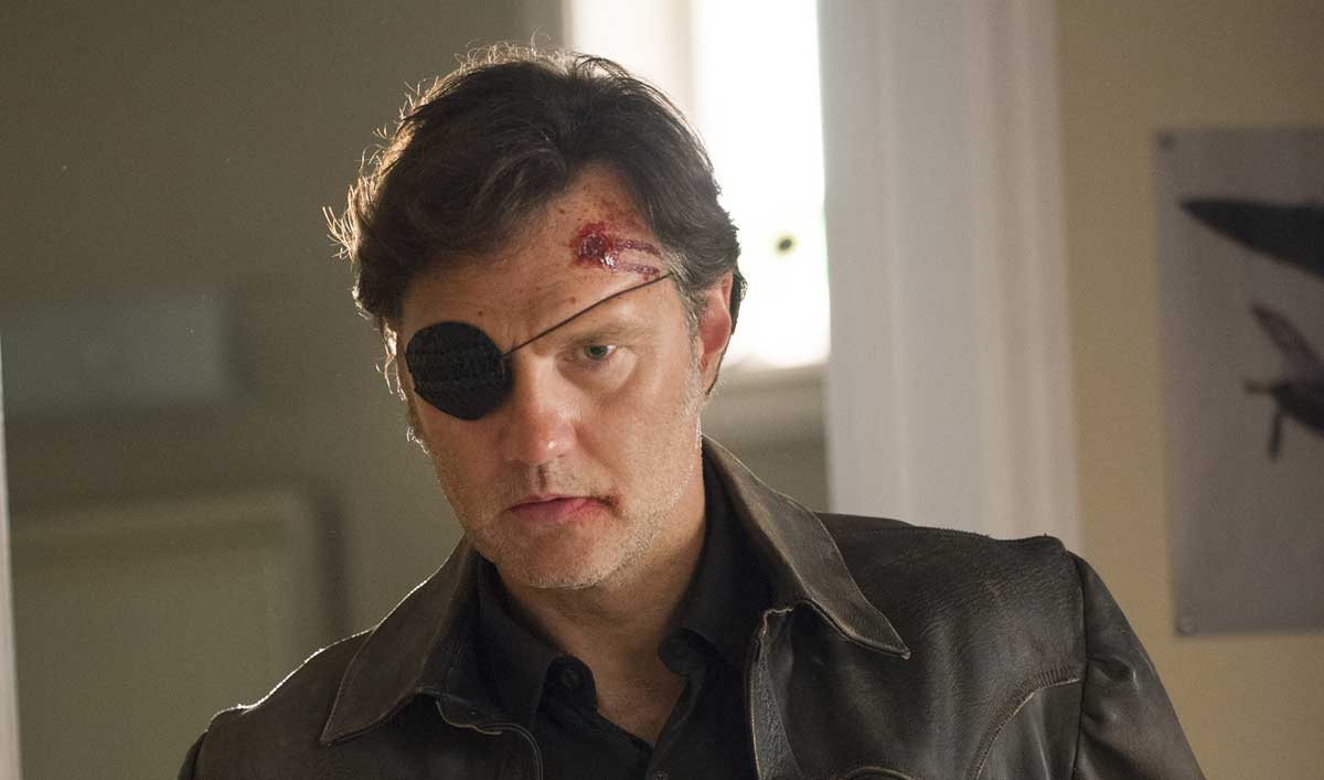David Morrissey The Governor