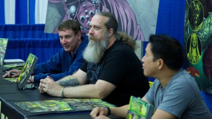 Talked About Scene: Episode 308: Comic Book Men: Cryptozoic Launch