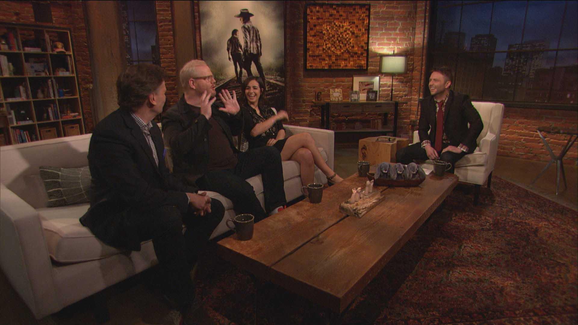 Video Extra - Talking Dead - Highlights: Episode 410: Talking Dead ...