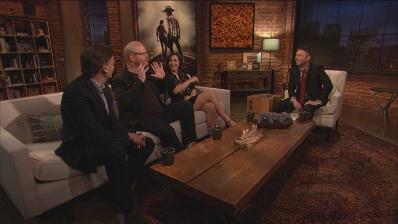 Jim Gaffigan on Being Surrounded by Walkers: Episode 410: Talking Dead