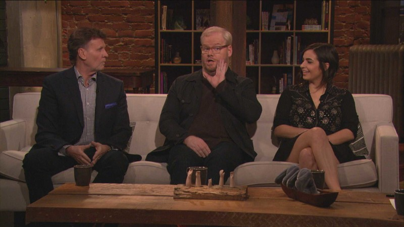 Alanna Masterson on Tara: Episode 410: Talking Dead