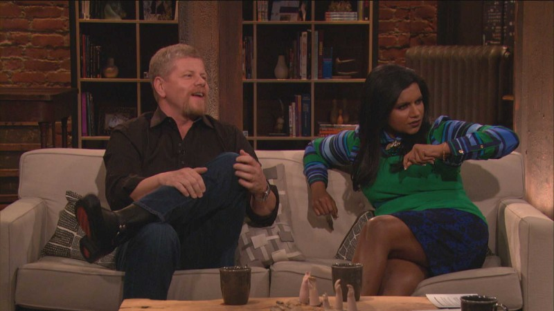 Highlights: Episode 411: Talking Dead: Mindy Kaling on Terminus
