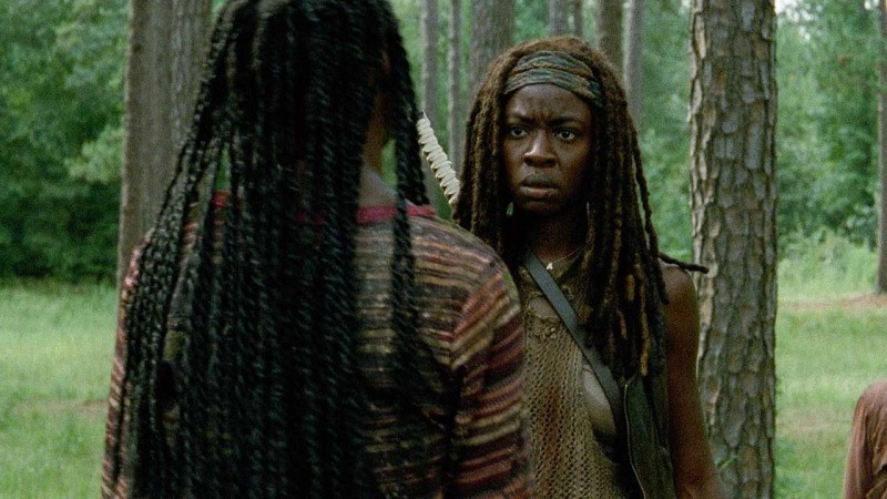 (SPOILERS) Talked About Scene: Episode 409 The Walking Dead: After