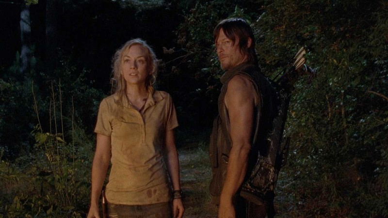 (SPOILERS) Talked About Scene: Episode 412: The Walking Dead: Still