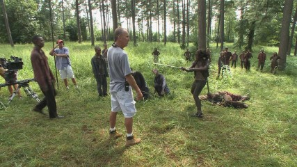 (SPOILERS) Making of Episode 409: The Walking Dead: After