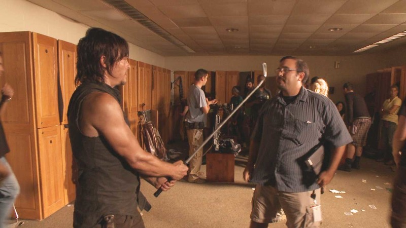 (SPOILERS) Making of Episode 412: The Walking Dead: Still