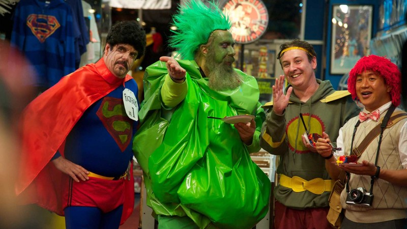 Talked About Scene: Episode 309: Comic Book Men: Superman's 75th