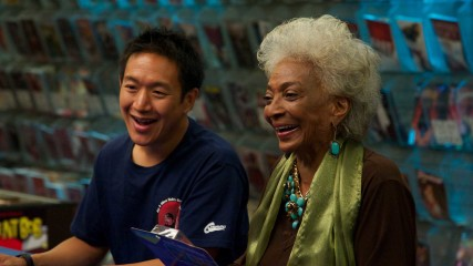 Talked About Scene: Episode 310: Comic Book Men: Uhura's Uhura