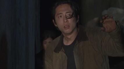 (SPOILERS) Talked About Scene: Episode 415: The Walking Dead: Us