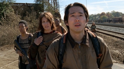 (SPOILERS) Cast Speculates on What's Next: The Walking Dead