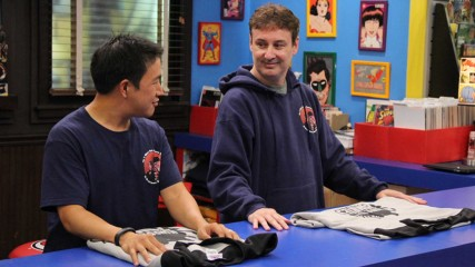 Talked About Scene: Episode 312: Comic Book Men: Trivia Chew-Off