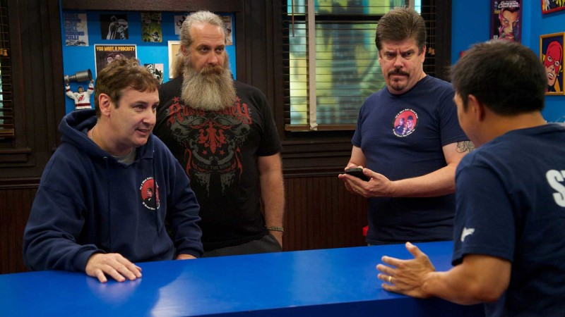 Talked About Scene: Episode 315: Comic Book Men: Certified Guaranty