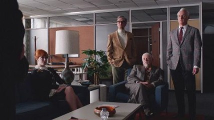 Unexpected Moment: Don is Fired: Mad Men