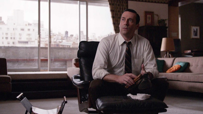 Talked About Scene: Episode 701: Mad Men: Time Zones