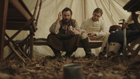 Extra Scene: Episode 105: TURN: Washington's Spies: Epiphany