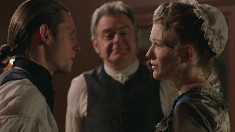 Extra Scene: Episode 107: TURN: Washington's Spies: Mercy Moment Murder Measure