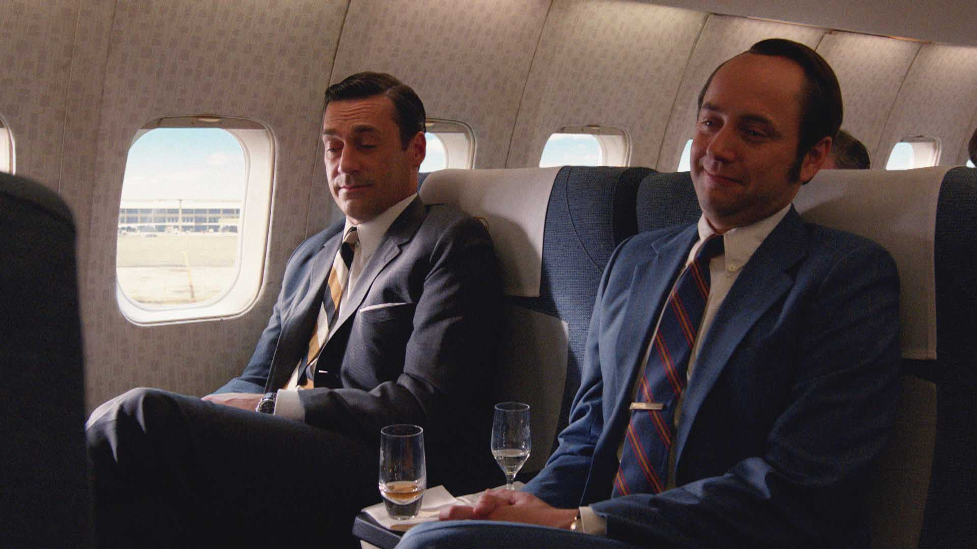 Fashion and Style: Episode 707 Mad Men: Waterloo
