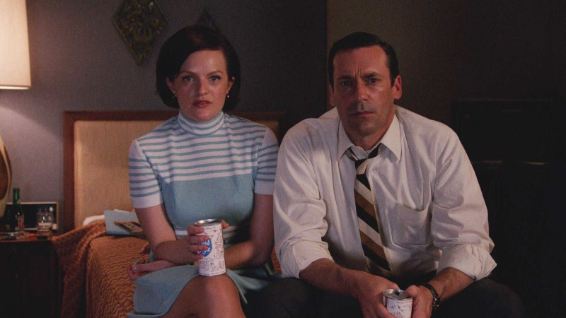 Talked About Scene: Episode 707: Mad Men: Waterloo