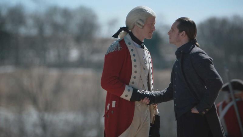 Inside Episode 107: TURN: Washington's Spies: Mercy Moment Murder Measure