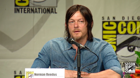 Norman Reedus on How He Is Similar to Daryl: Comic-Con Panel Highlights: The Walking Dead: Season 5