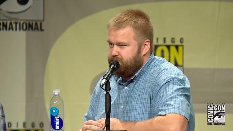 Robert Kirkman on His Dark Side: Comic-Con Panel Highlights: The Walking Dead: Season 5