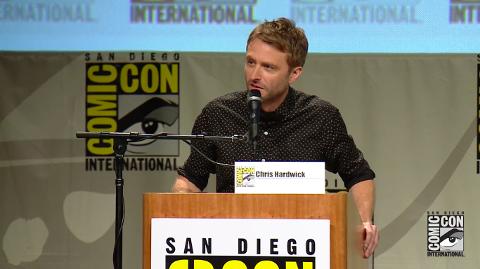 A Walker Fan with a Question: Comic-Con Panel Highlights: The Walking Dead: Season 5