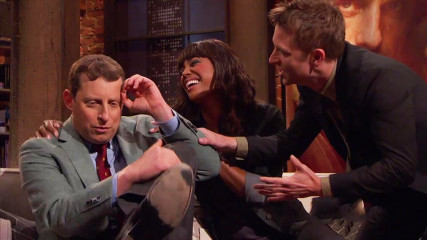 Aisha Tyler on the Three Questions: Season 5 Preview Special: Talking Dead