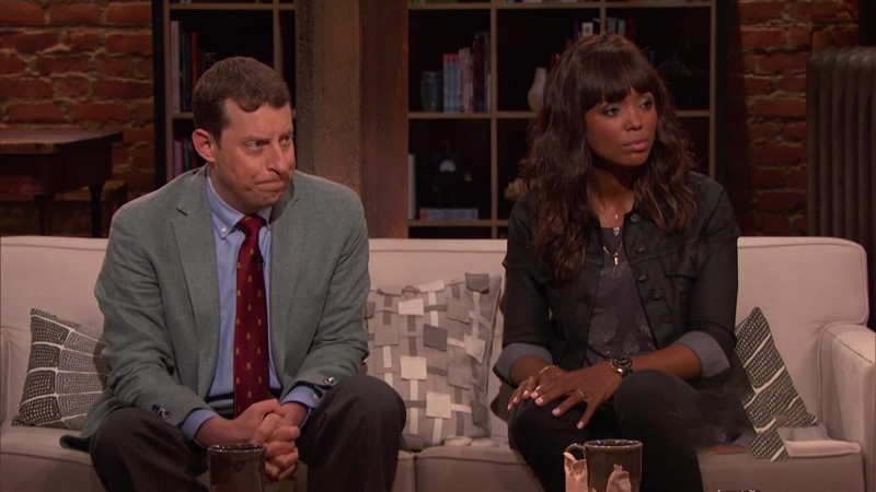 Scott Gimple on Naked Zombies: Season 5 Preview Special: Talking Dead