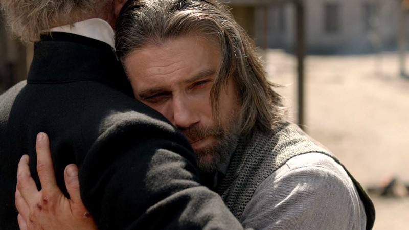 Talked About Scene: Episode 402: Hell on Wheels: Escape From the Garden