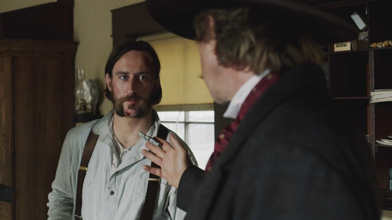 Talked About Scene: Episode 404: Hell on Wheels: Reckoning