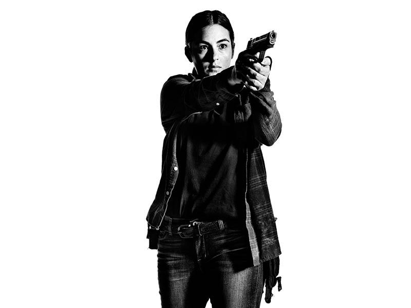Tara The Walking Dead