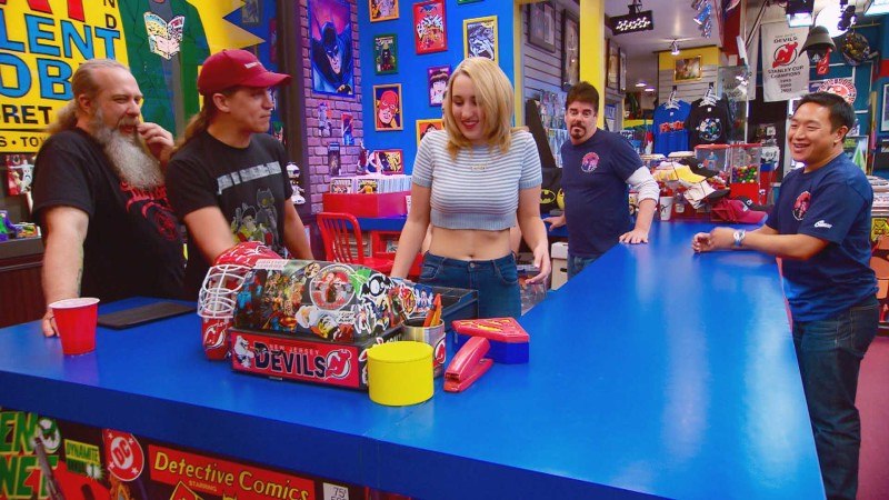 Talked About Scene: Episode 401: Comic Book Men: Heir Apparent