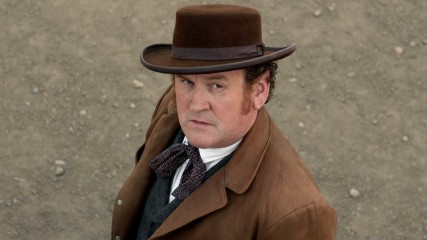 On Set With Colm Meaney: Playing a Historical Character: Hell on Wheels
