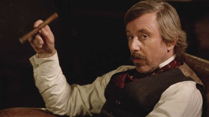 On Set With Jake Weber: Playing a Bad Guy: Hell on Wheels