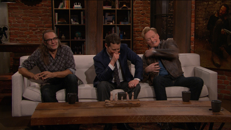 Talking Dead: Highlights: Episode 501: Conan's Survivability