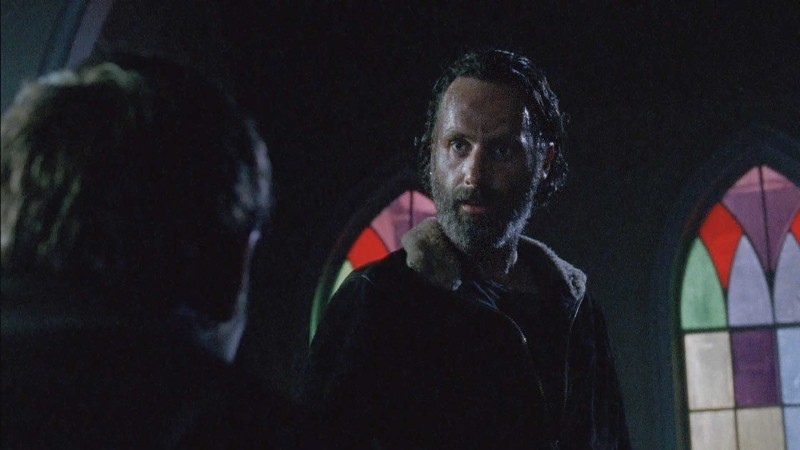 (SPOILERS) Inside Episode 503: The Walking Dead: Four Walls and a Roof