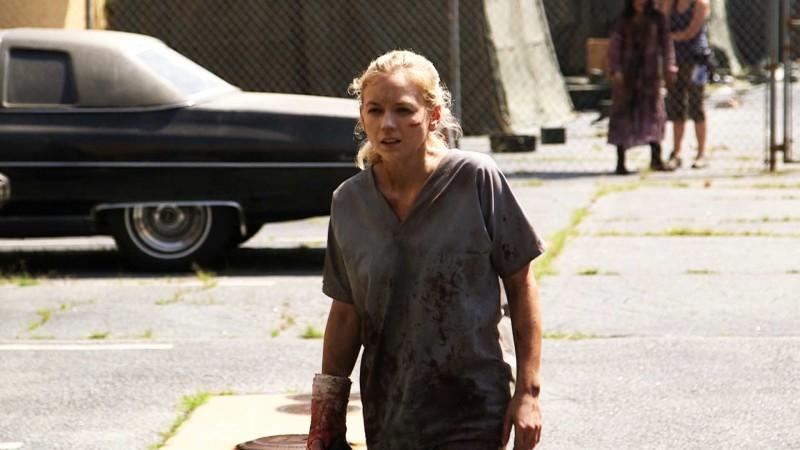 (SPOILERS) Making of Episode 504: The Walking Dead: Slabtown