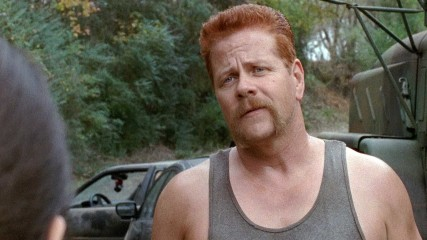 On Set With Michael Cudlitz: Discovering Abraham: The Walking Dead