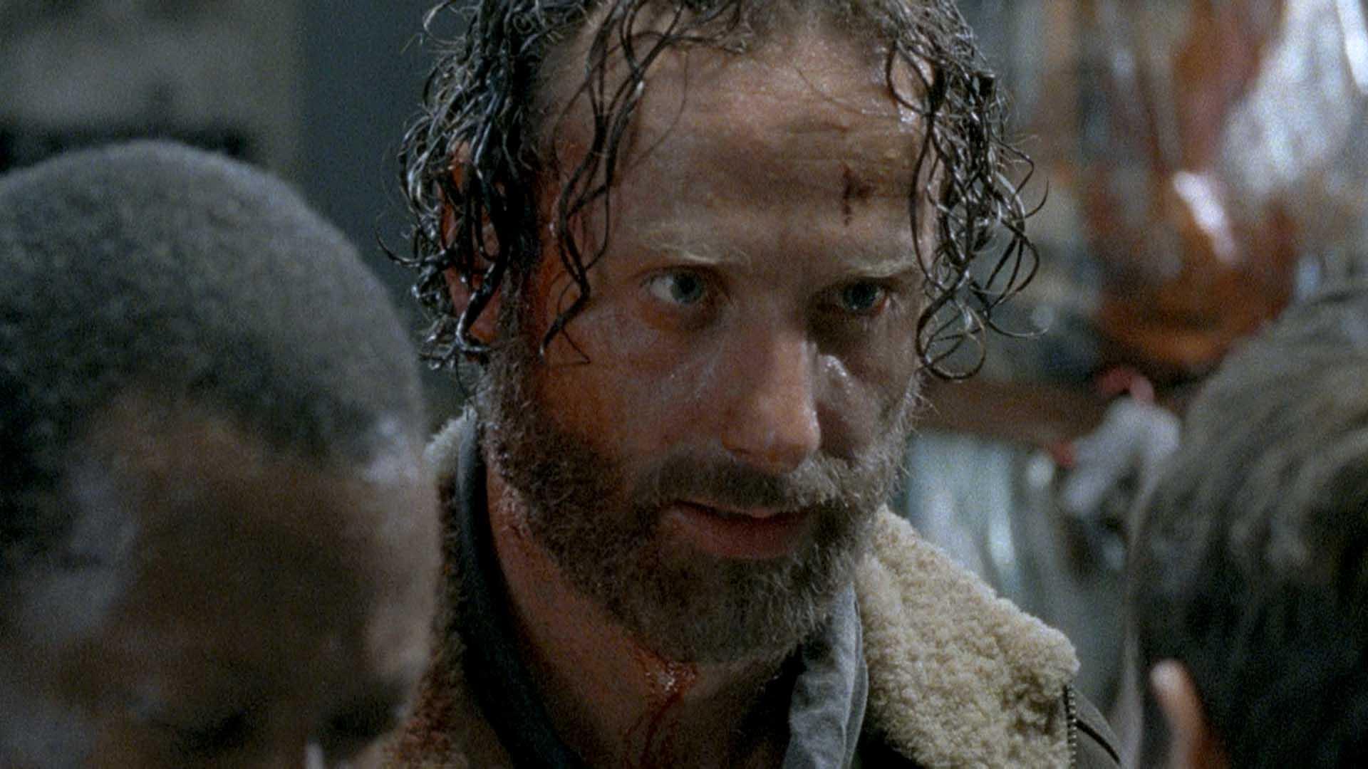 Blogs The Walking Dead Days Before The Season 5 Premiere Amc