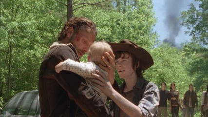(SPOILERS) Talked About Scene: Episode 501: The Walking Dead: No Sanctuary